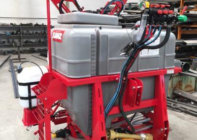 Pulverizador ISA5 Industrias Sanz_2