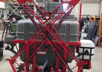 Pulverizador ISA5 Industrias Sanz_3