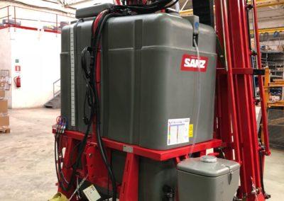 Pulverizador ISA7 Industrias Sanz_1