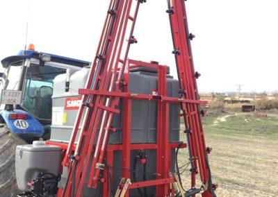 Pulverizador ISA7 Industrias Sanz_2